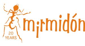 Logotipo Mirmidón